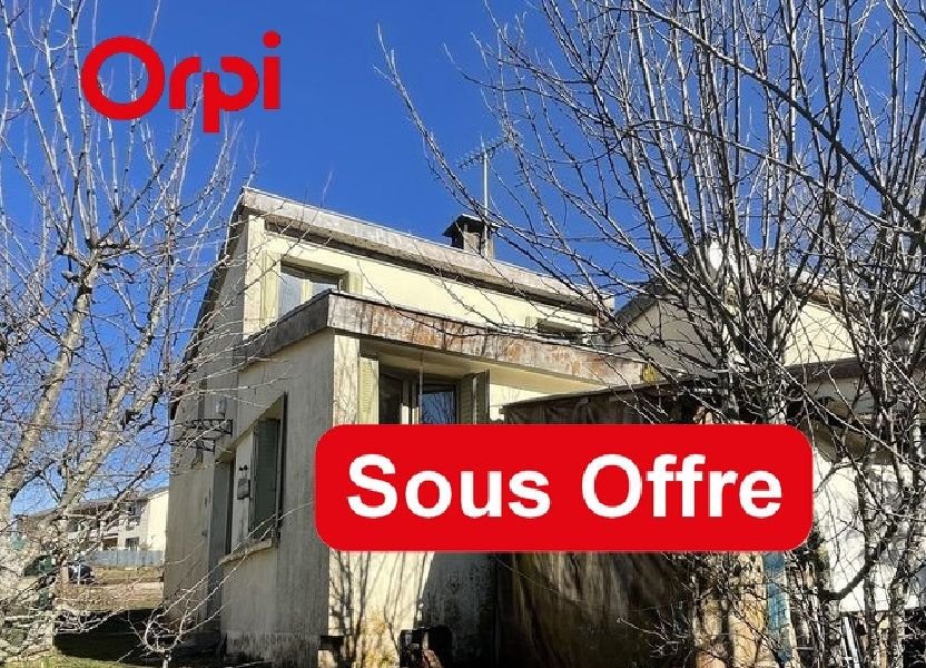 Maison à vendre 57m2 à Pelouse