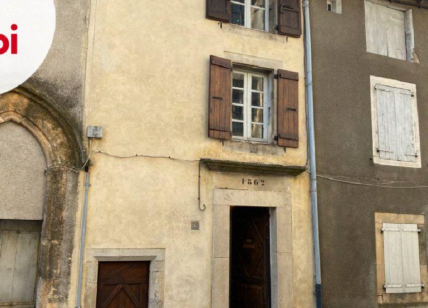 Maison à vendre 40m2 à Barre-des-Cévennes
