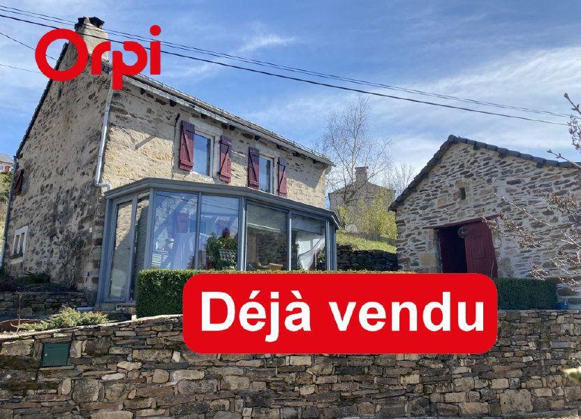 Maison à vendre 65m2 à Chasseradès
