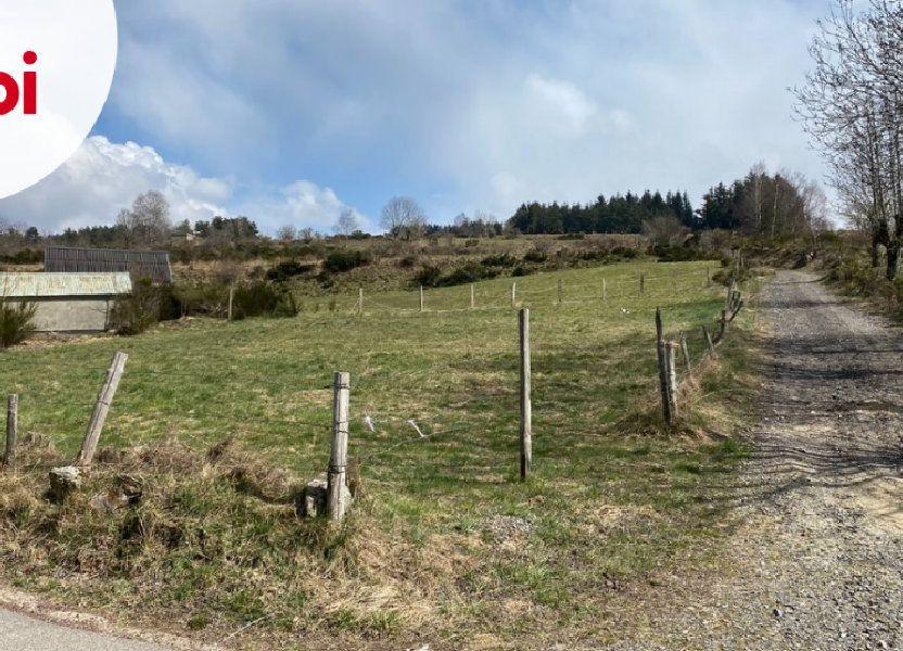 Terrain à vendre 940m2 à Rieutort-de-Randon