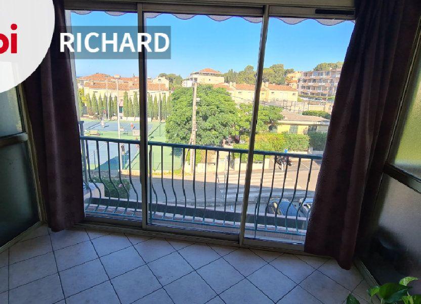 Appartement à louer 42m2 à Six-Fours-les-Plages