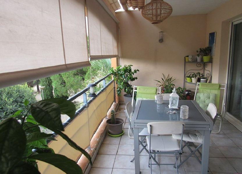 Appartement à vendre 64m2 à Saint-Cyr-sur-Mer