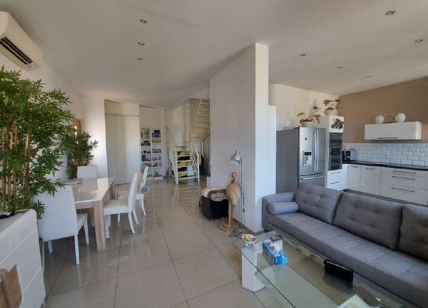 Appartement à vendre 63.65m2 à Saint-Cyr-sur-Mer