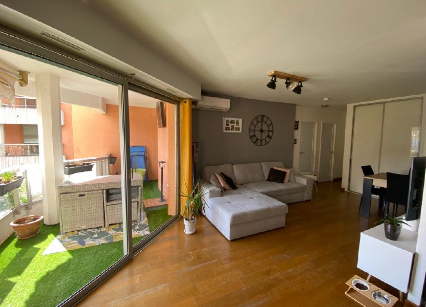 Appartement à vendre 61.31m2 à Grasse