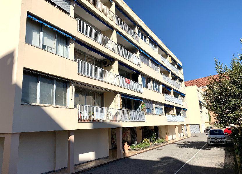 Appartement à vendre 63.96m2 à Grasse