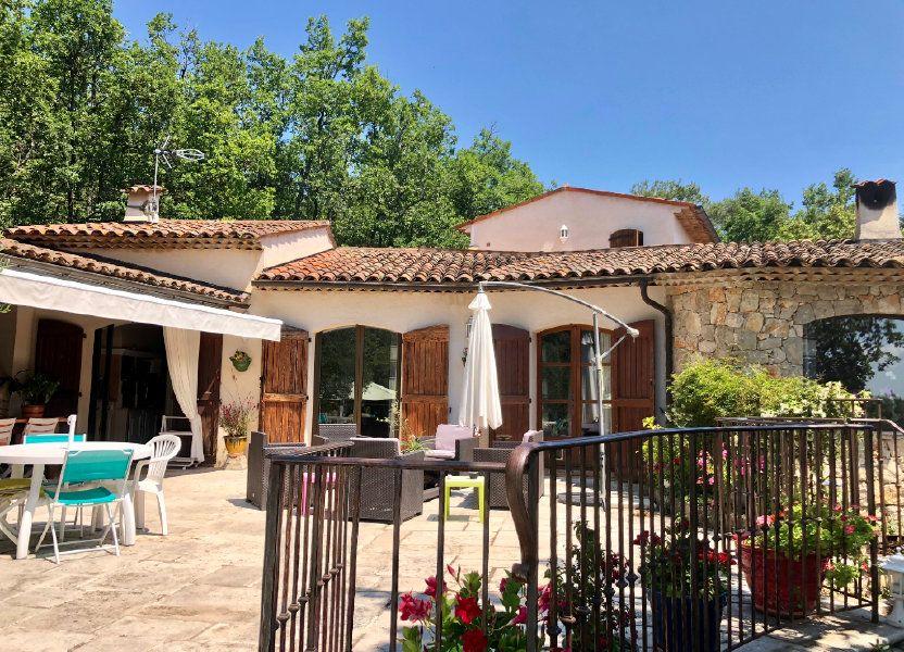Maison à vendre 200m2 à Saint-Cézaire-sur-Siagne