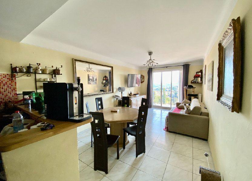 Appartement à vendre 65m2 à Grasse