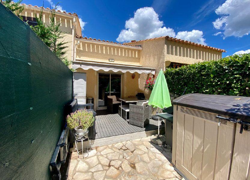 Maison à vendre 33.74m2 à Saint-Vallier-de-Thiey