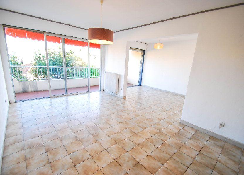 Appartement à vendre 71m2 à Antibes