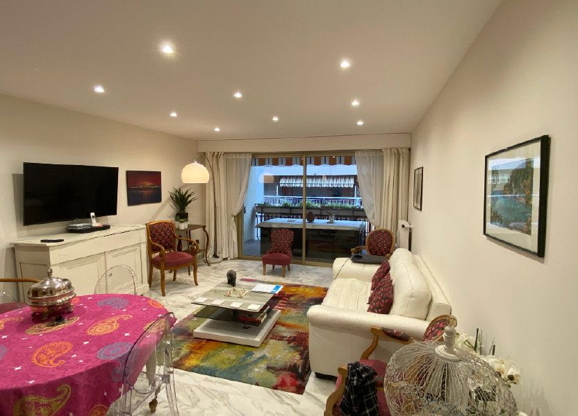 Appartement à vendre 73m2 à Juan-les-Pins - Antibes