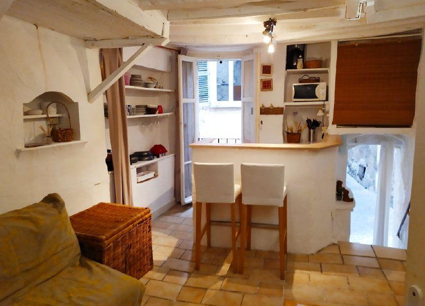 Appartement à vendre 16m2 à Biot