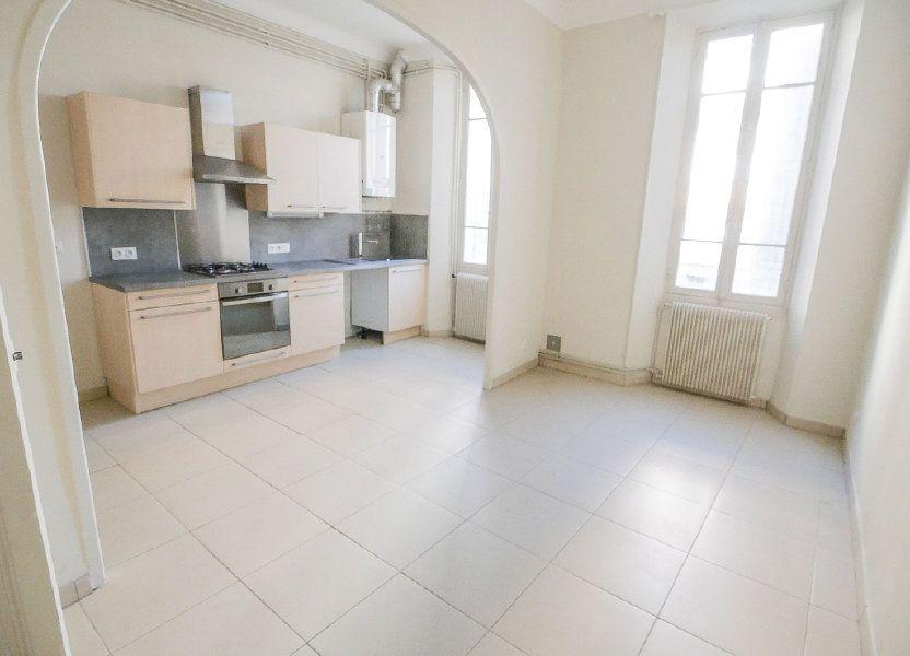 Appartement à louer 61.51m2 à Golfe Juan - Vallauris