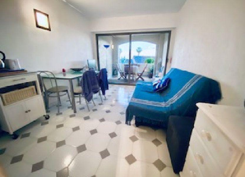 Appartement à vendre 25m2 à Antibes