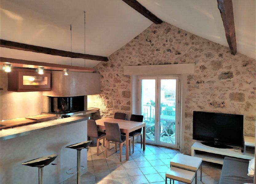 Appartement à vendre 53m2 à Antibes