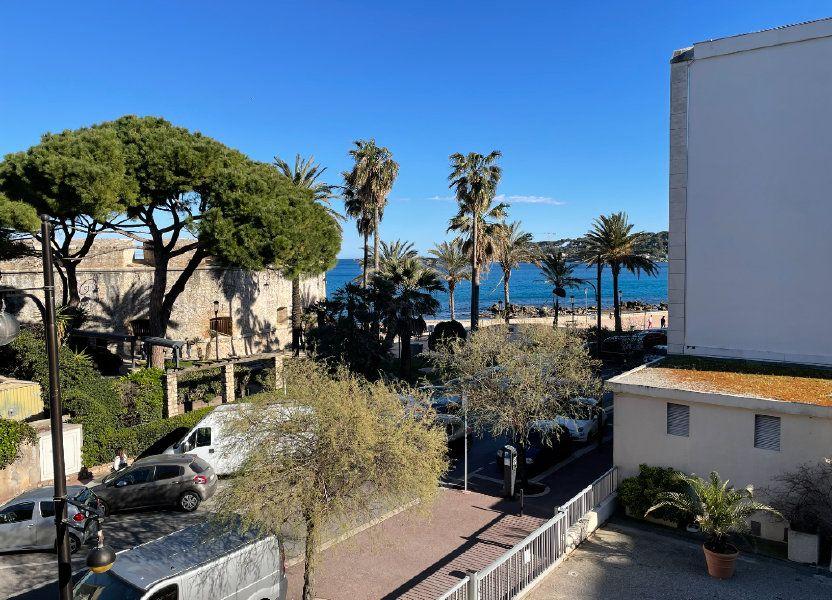 Appartement à louer 32.33m2 à Antibes
