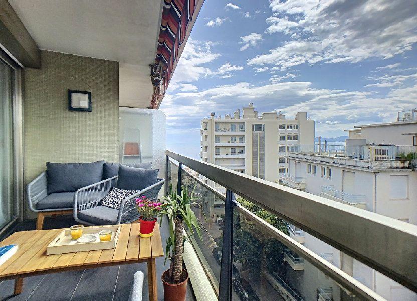 Appartement à vendre 67m2 à Juan-les-Pins - Antibes