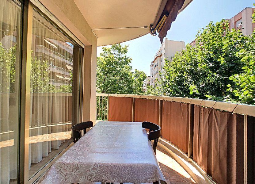 Appartement à vendre 91.21m2 à Juan-les-Pins - Antibes