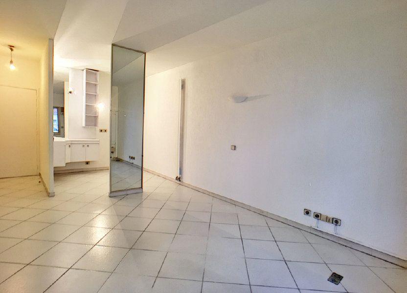 Appartement à vendre 23.87m2 à Antibes