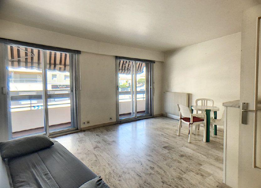 Appartement à vendre 45.96m2 à Antibes