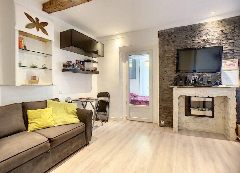 Appartement à vendre 28.69m2 à Antibes