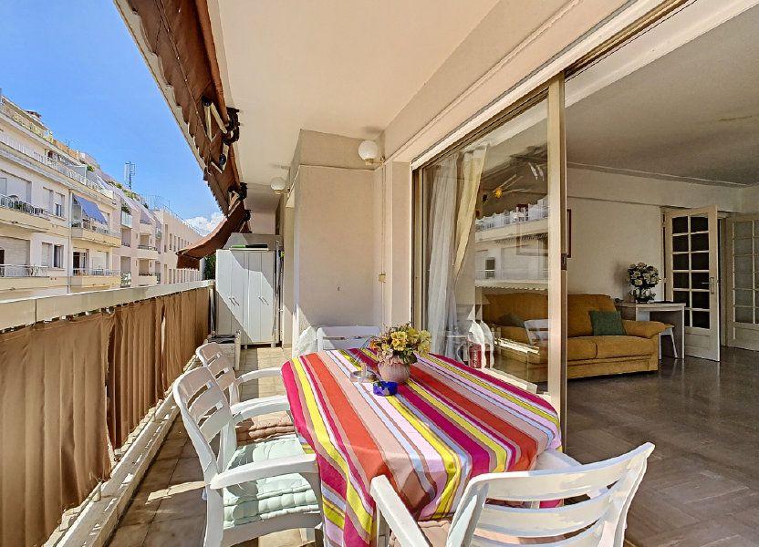 Appartement à vendre 91.15m2 à Juan-les-Pins - Antibes