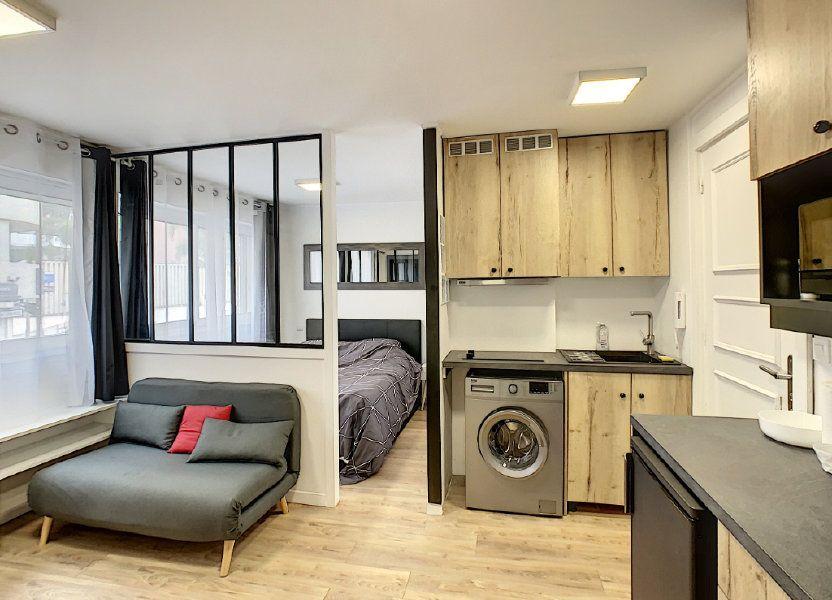 Appartement à vendre 25m2 à Cannes