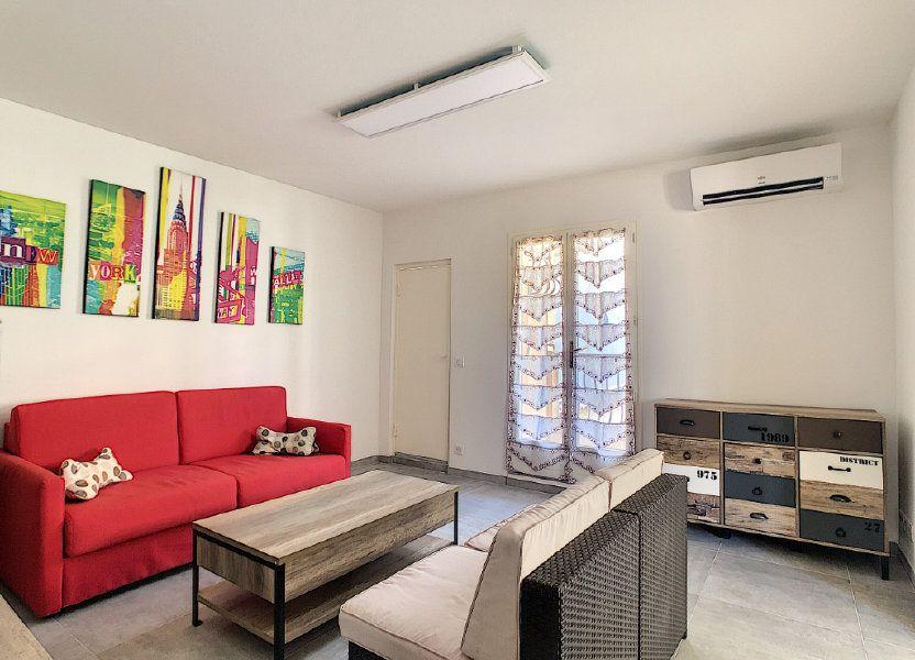 Appartement à louer 50m2 à Juan-les-Pins - Antibes