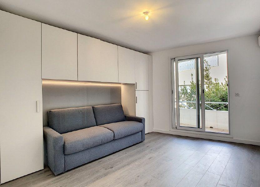 Appartement à vendre 21.38m2 à Cannes