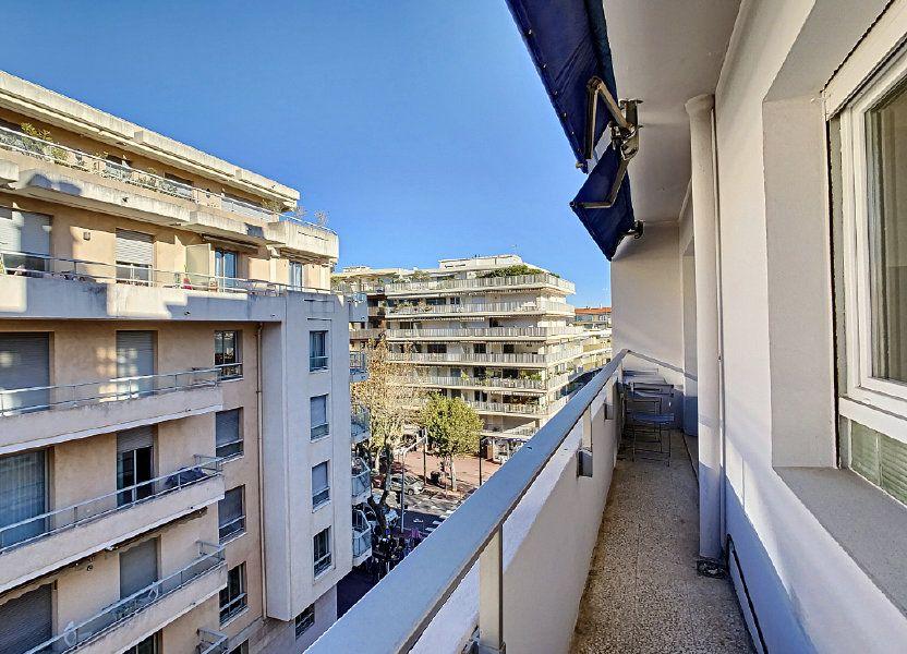 Appartement à vendre 80m2 à Antibes