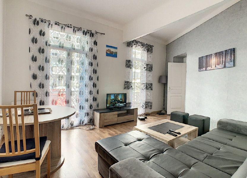Appartement à vendre 60m2 à Antibes