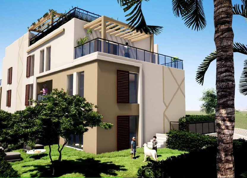 Appartement à vendre 67.5m2 à Golfe Juan - Vallauris