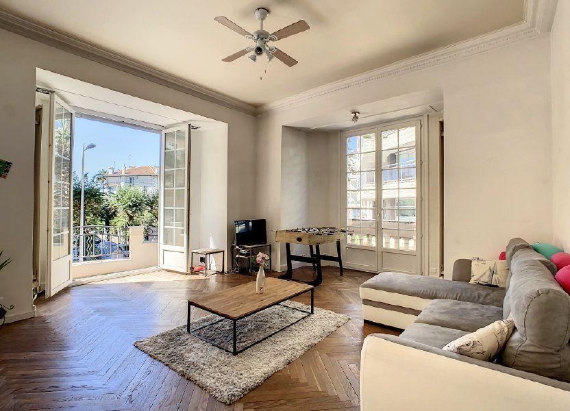 Appartement à vendre 100.08m2 à Juan-les-Pins - Antibes