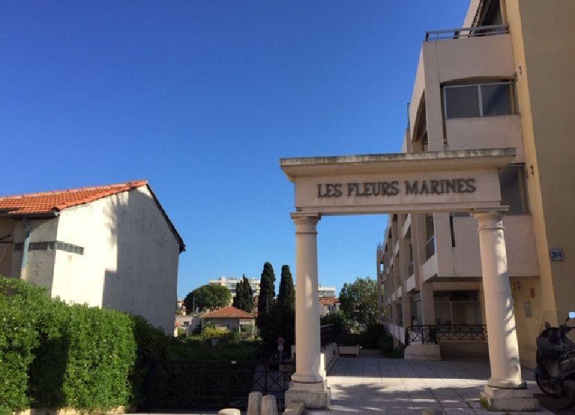 Appartement à louer 21.17m2 à Cagnes-sur-Mer