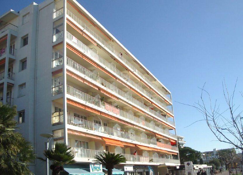 Appartement à louer 28.85m2 à Cagnes-sur-Mer