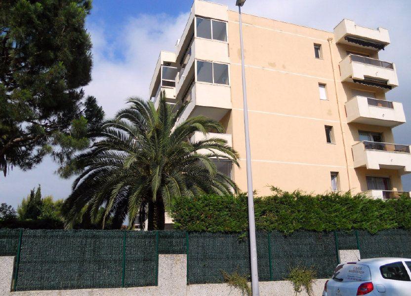 Appartement à vendre 52.57m2 à Saint-Laurent-du-Var