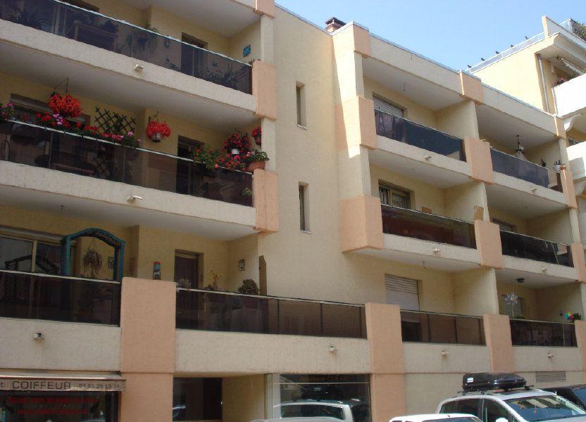 Appartement à louer 20.92m2 à Cagnes-sur-Mer