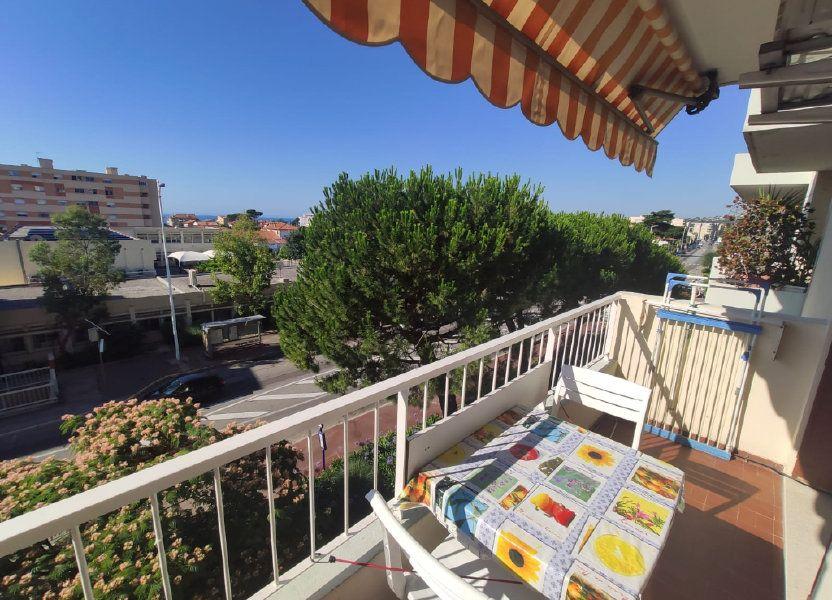 Appartement à vendre 37.5m2 à Cagnes-sur-Mer