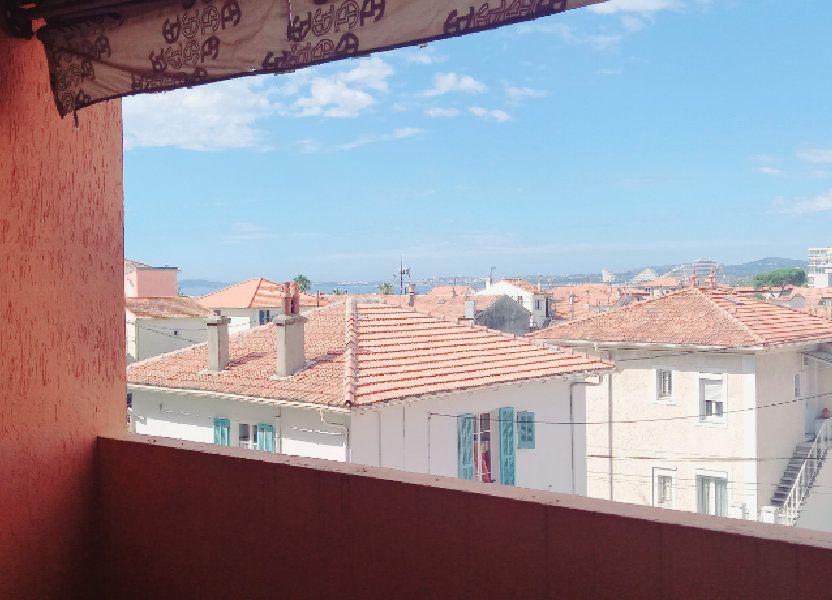 Appartement à louer 30.8m2 à Cagnes-sur-Mer