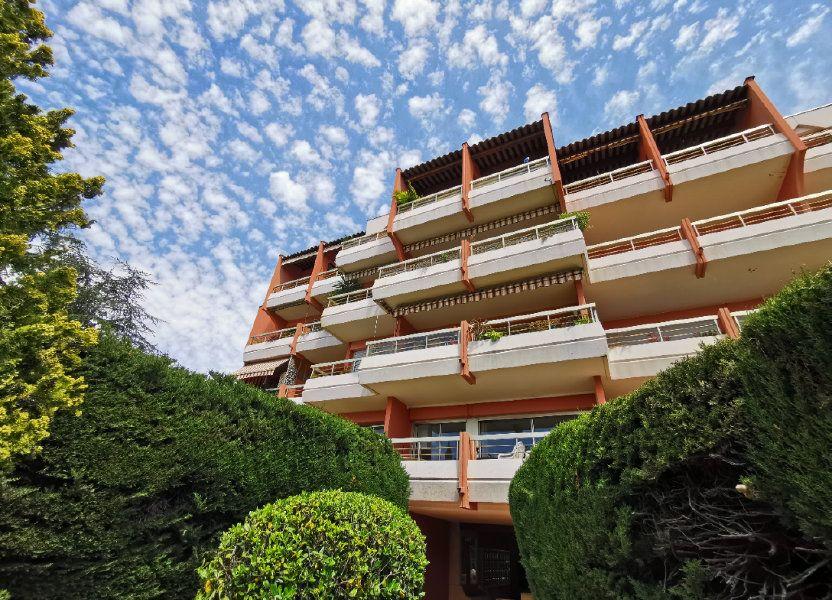 Appartement à louer 20.42m2 à Saint-Laurent-du-Var