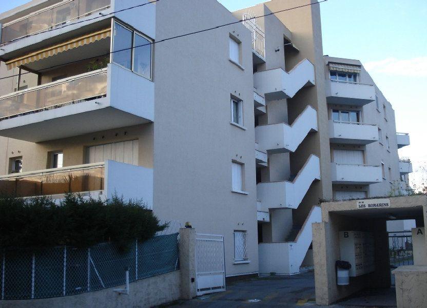 Appartement à louer 35.6m2 à Cagnes-sur-Mer