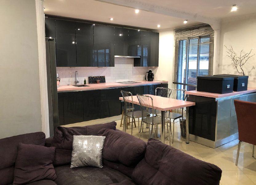 Appartement à vendre 80m2 à Saint-Laurent-du-Var