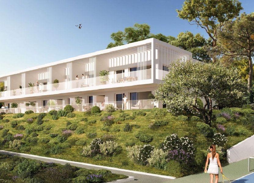 Appartement à vendre 43.7m2 à Nice