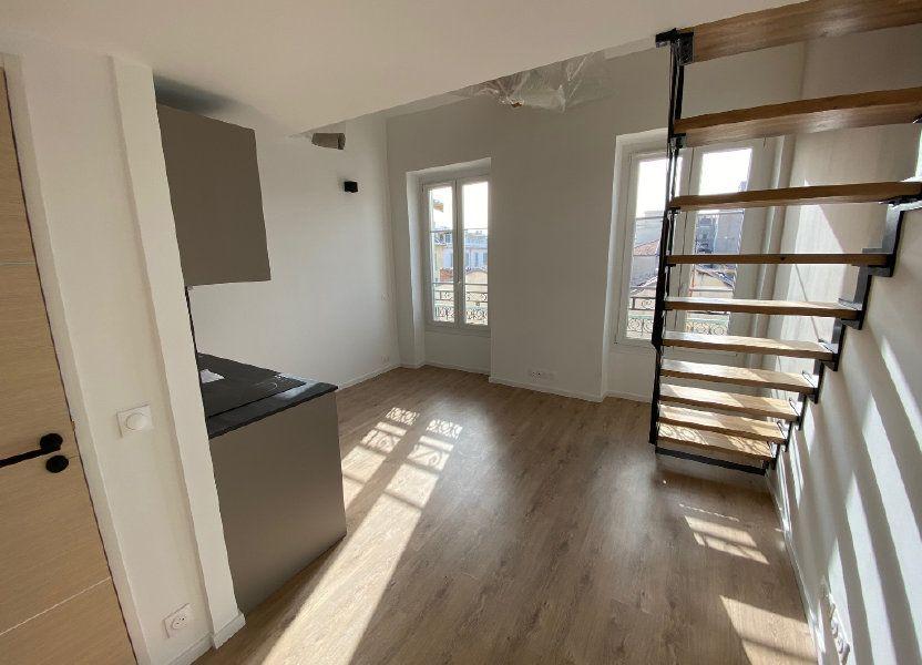 Appartement à vendre 26.66m2 à Nice