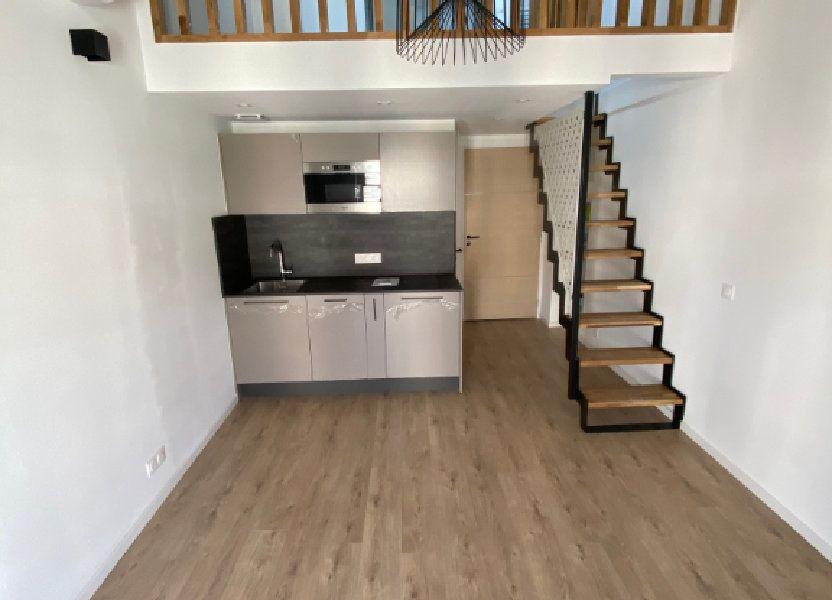 Appartement à vendre 21.42m2 à Nice