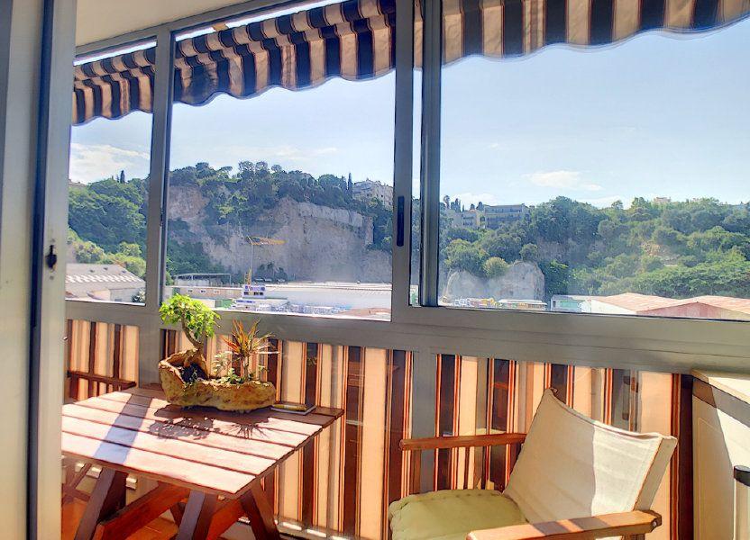 Appartement à vendre 73.85m2 à Nice