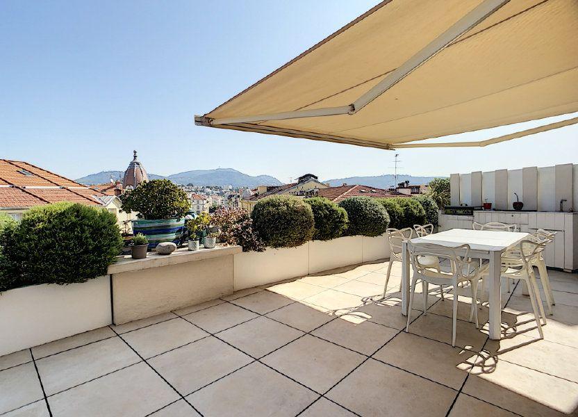 Appartement à vendre 61m2 à Nice