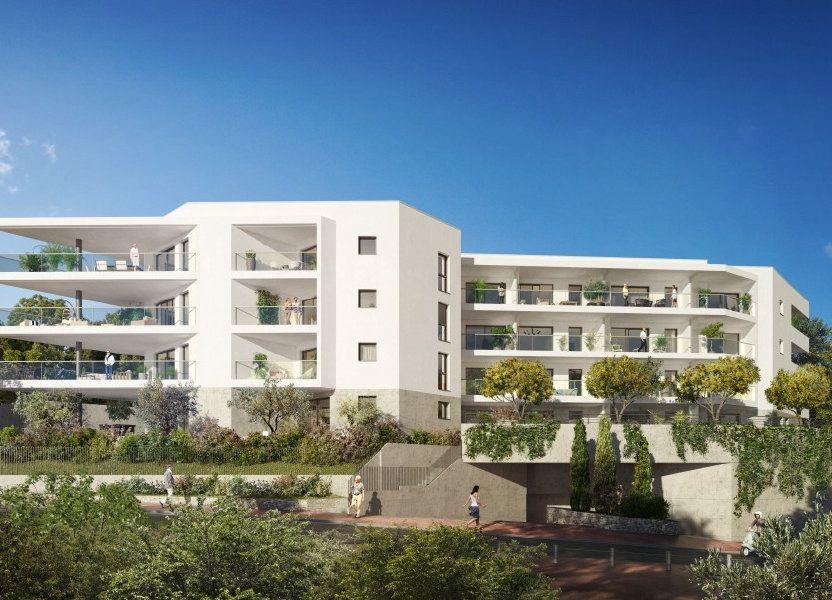 Appartement à vendre 43.6m2 à Nice