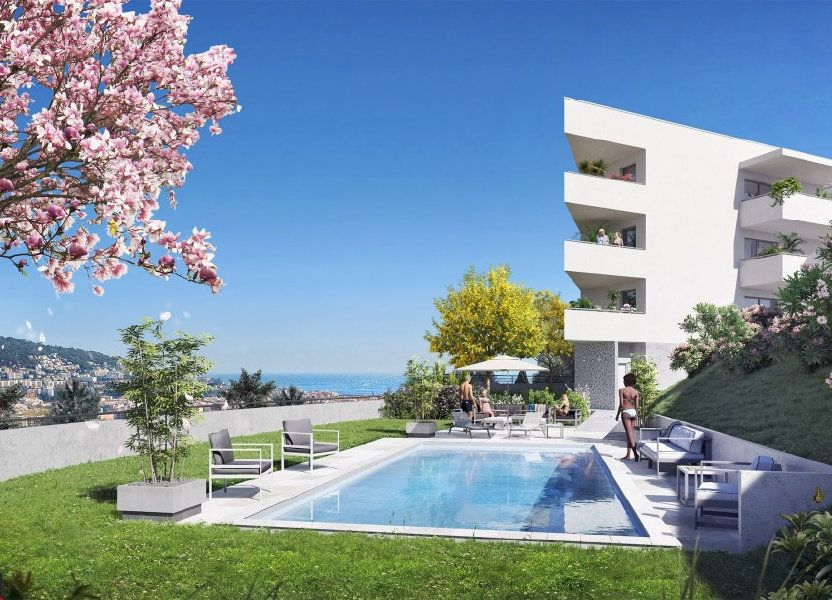 Appartement à vendre 83.41m2 à Nice