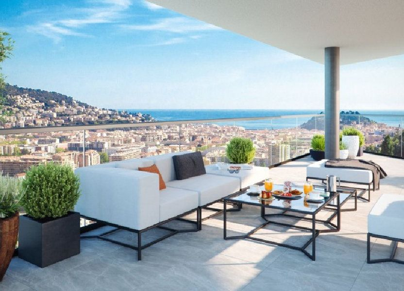 Appartement à vendre 130.4m2 à Nice