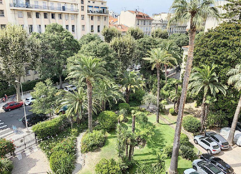 Appartement à vendre 89.06m2 à Nice